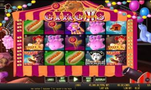 aperçu jeu Circus 1