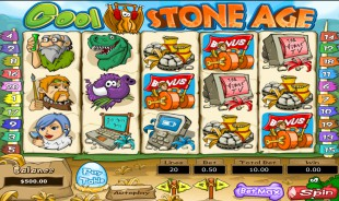 aperçu jeu Cool Stone Age 1