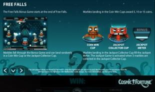 aperçu jeu Cosmic Fortune 2