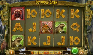 jeu Coywolf Cash