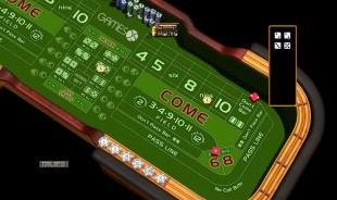 aperçu jeu Craps (GamesOS) 2