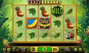 Crazy Bananas Booming Games