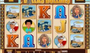 aperçu jeu Dallas Dollars 1