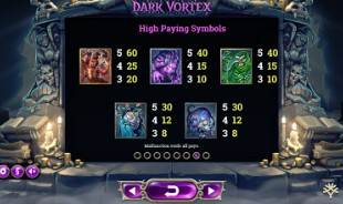 aperçu jeu Dark Vortex 2