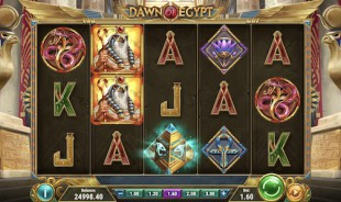 jeu Dawn of Egypt