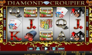 Diamond Croupier free game
