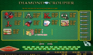 aperçu jeu Diamond Croupier 2