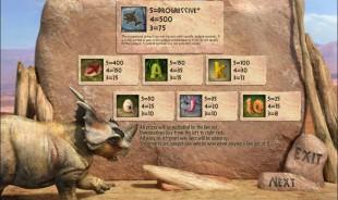 aperçu jeu Dinos Rhino 2