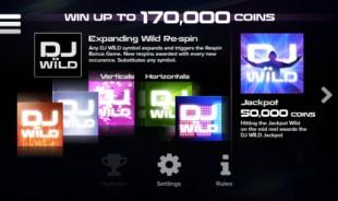 aperçu jeu DJ Wild 2