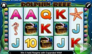 aperçu jeu Dolphin Reef 1
