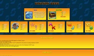 aperçu jeu Dolphin Reef 2