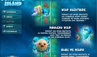 aperçu jeu Dolphin's Island 2