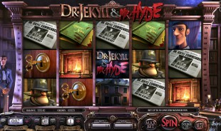jeu Dr Jekyll & Mr Hyde