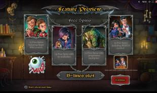 aperçu jeu Dracula's Family 2