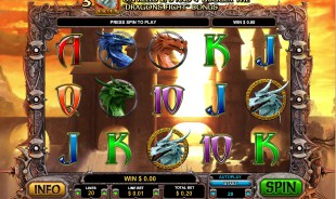 jeu Dragon Slot