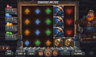 jeu Dwarf Mine
