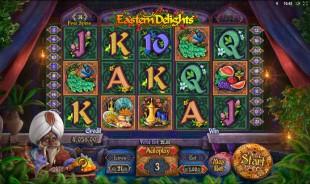 aperçu jeu Eastern Delights 1