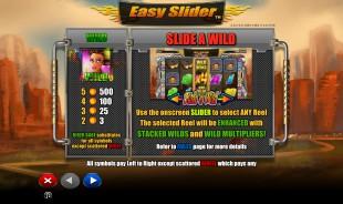 aperçu jeu Easy Slider 2