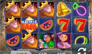 jeu de casino du 1 septembre 2016 Electric Sam