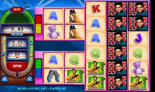 jeu Elvis: The King Lives