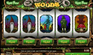 jeu Enchanted Woods
