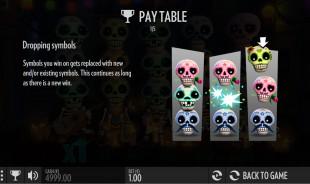 aperçu jeu Esqueleto Explosivo 2