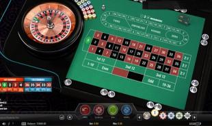 jeu Roulette European Pro