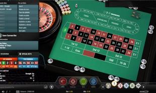 aperçu jeu Roulette European Pro 2