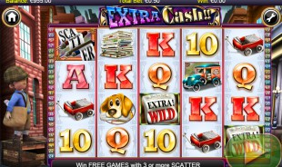 Extra Cash free game