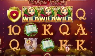 jeu Fairytale Legends: Red Riding Hood