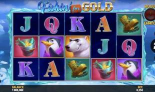 aperçu jeu Fishin' for Gold 1