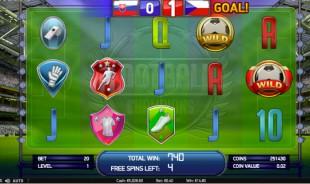 aperçu jeu Football: Champions Cup 1