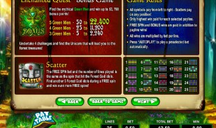 aperçu jeu Forest Treasure 2