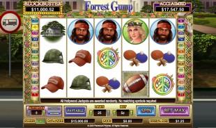 aperçu jeu Forrest Gump 1