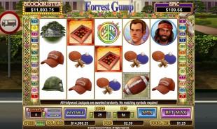 aperçu jeu Forrest Gump 2