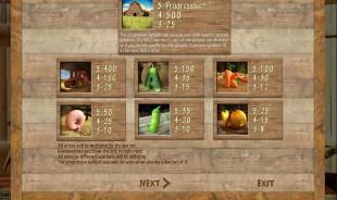 aperçu jeu Fortune Farm 2