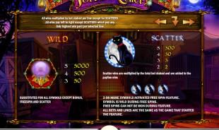 aperçu jeu Fortune Teller 2