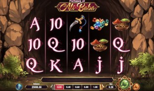 jeu Fortunes of Ali Baba