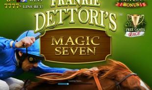 aperçu jeu Frankie Dettori Magic Seven 1