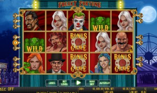 preview Freaky Fortune 1