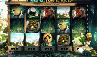 aperçu jeu Frog Royale 1