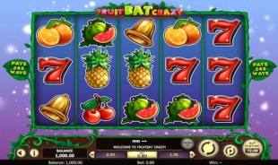 jeu Fruitbat Crazy