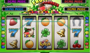 jeu Fruit Bonanza