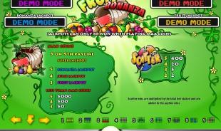 aperçu jeu Fruit Bonanza 2