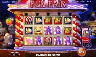 jeu Fun Fair