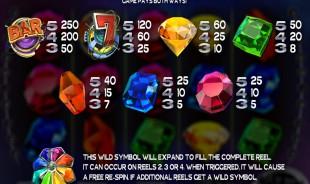 aperçu jeu Gemscapades 2