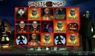 aperçu jeu Ghost Night 1