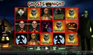 aperçu jeu Ghost Night 2