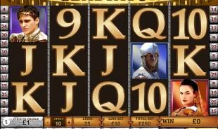 aperçu jeu Gladiator Slot 1