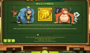 Machine à sous Go Bananas! gratuit dans NetEnt casino